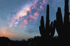 天空の映像